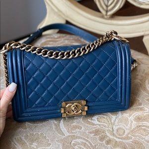 Chanel Medium Old Boy Bag